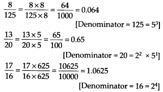 NCERT Solutions for Class 9 Maths Chapter 1 Number Systems Ex 1.3 A6a