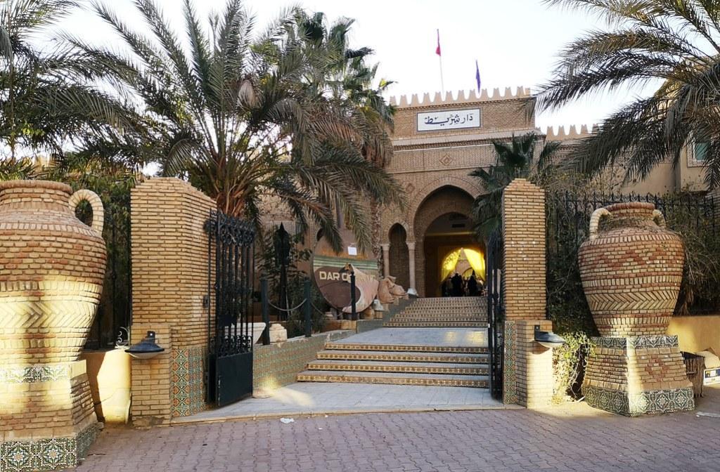 edificio exterior Museo Dar Cherait Etnografico Tunez 01