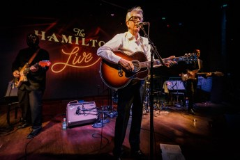 Nick Lowe and Los Straitjackets at The Hamilton in Washington, DC on April 7th, 2019
