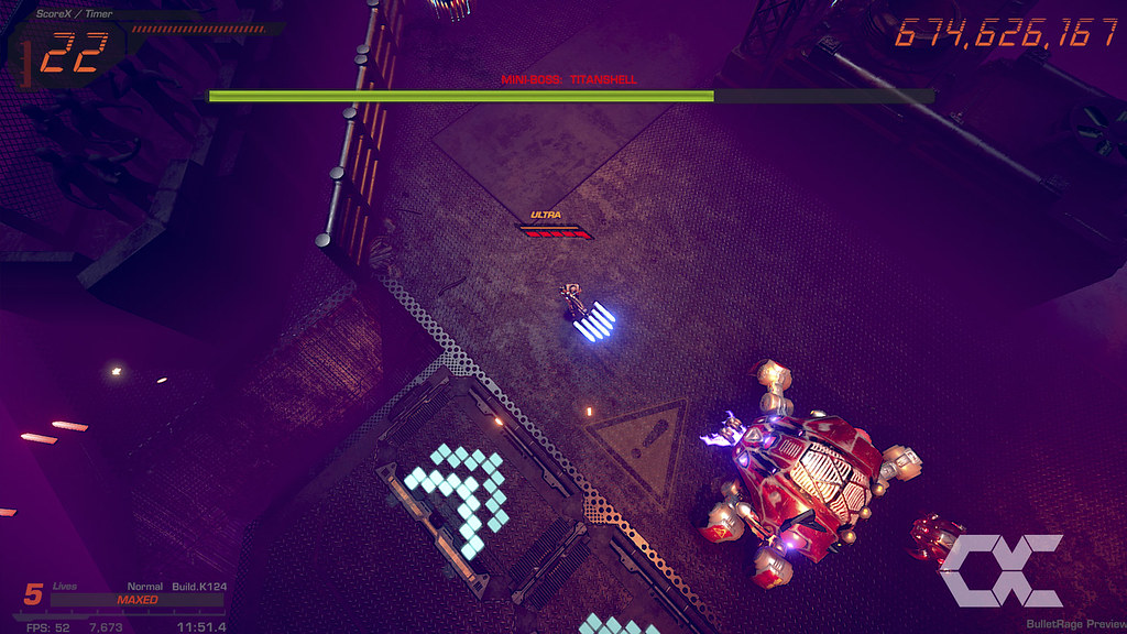 Preview Bullet Rage - Overcluster 08