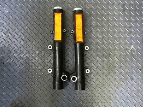 Fork Sliders Removed