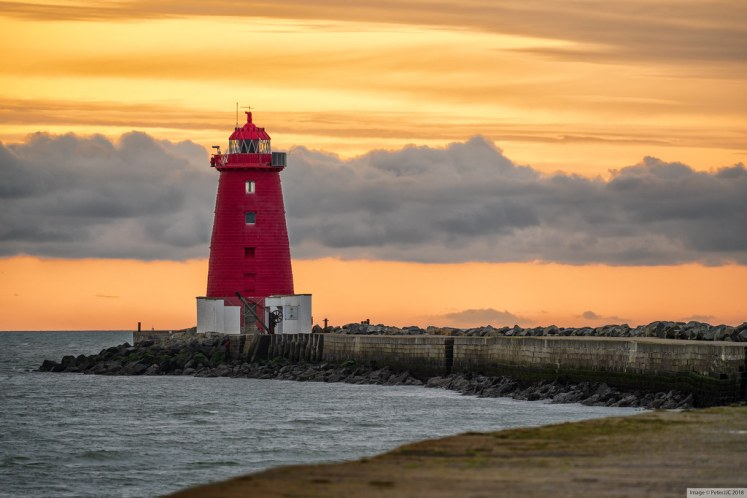 Great South Wall Poolbeg Lighthouse