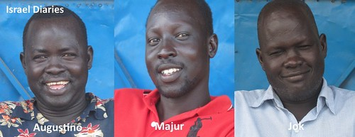 south sudan - kibbutz - augustino - majur - jok