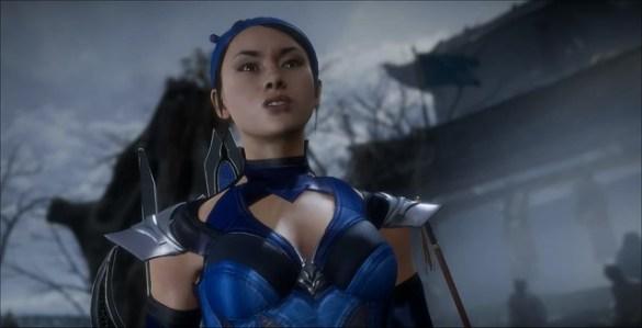 Mortal Kombat 11 Kitana-vergelijking