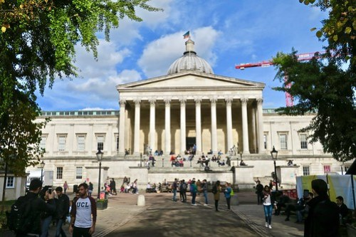 University College London (UCL), London, UK