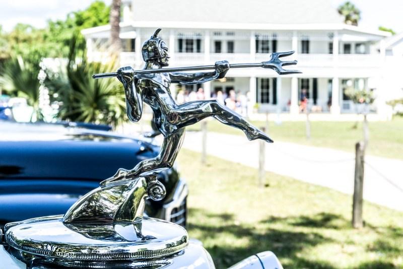 Vintage Car Club Visits Chinsegut Hill Museum, Brooksville, Fla., March 2019