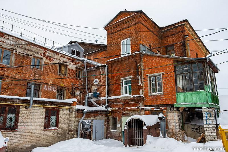 Нижний Новгород, развалины