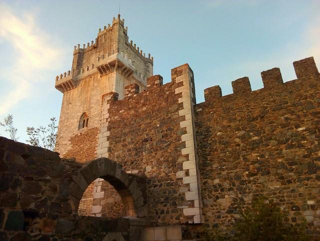 Castelo de Beja by bryandkeith on flickr