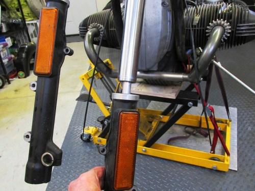 Remove Fork Slider From Fork Tube