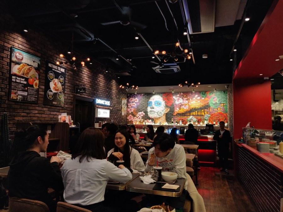 Chronic Tacos Ginza Tokyo