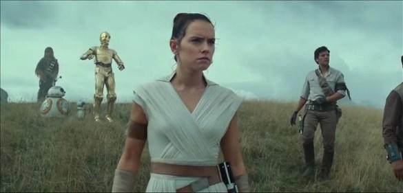 Skywalker'ın Yıldız Savaşları Yükselişi