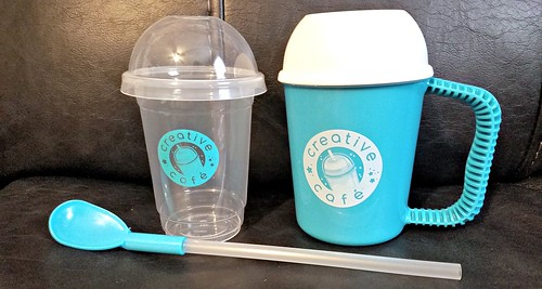 Creative Café Frappe Drink Maker Review & Giveaway! @SMGurusNetwork @RoseArtFun #SPRING19 #MySillyLittleGang