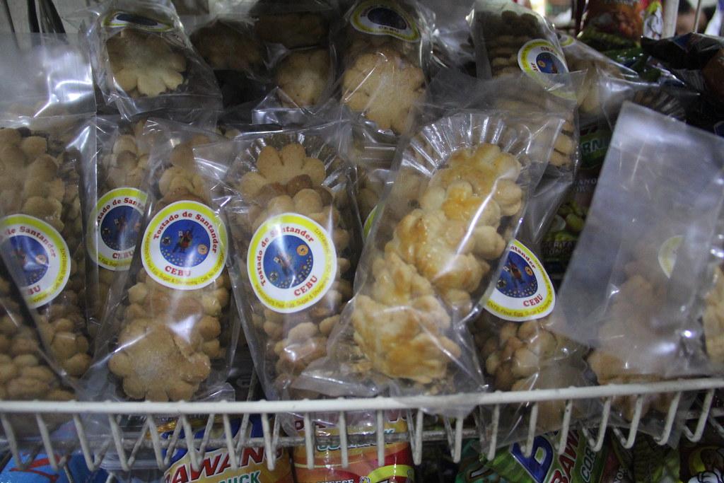 Tostado cookies - Santander