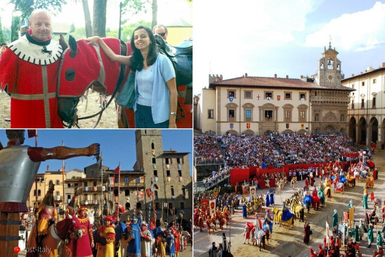 Arezzo, Toscana, Itália