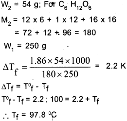 Plus Two Chemistry Chapter Wise Previous Questions Chapter