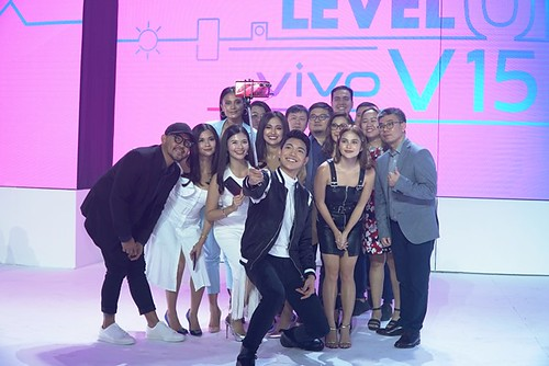 VIVO V15 and V15 Pro Celebrity Endorsers