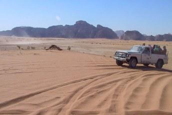 Hier zijn o.a. de opnamen van de film 'Lawrence of Arabia' gemaakt.