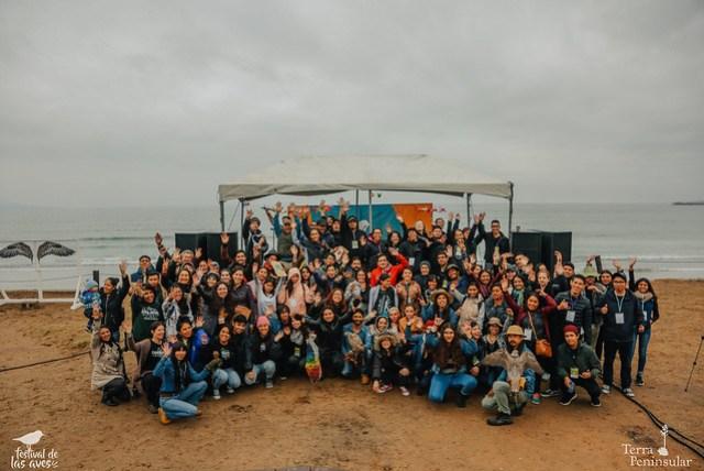 2do. Festival de las Aves Bahía de Todos Santos 2018