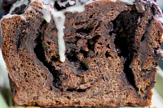 Double Chocolate Irish Cream Babka - 49