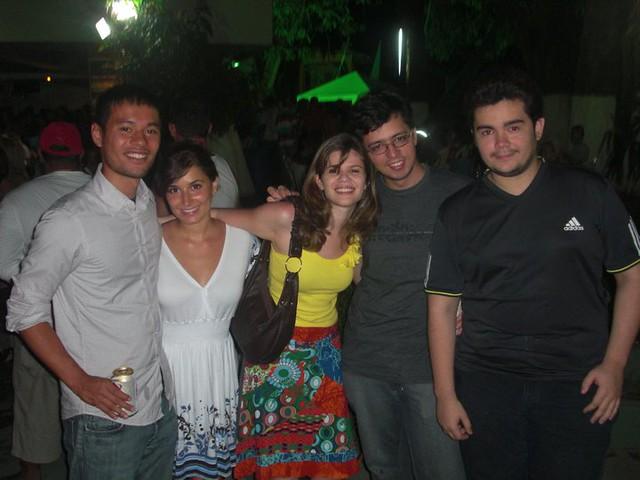 Amigos :-)