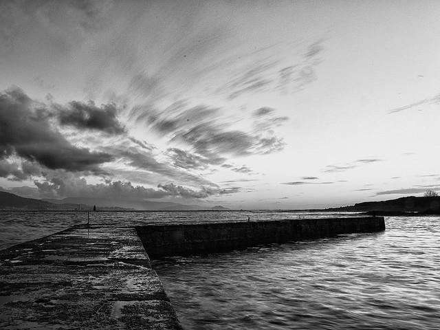 Muelles : proxecto persoal de fotografía por Daniel Chapela Cordeiro