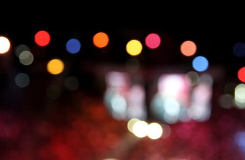 Lumières et écrans