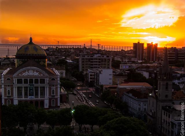 Manaus, em um click.