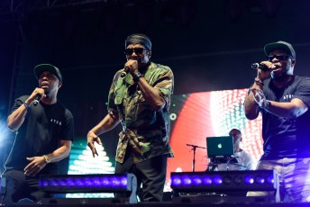 A Tribe Called Quest @ Pitchfork Music Festival, Chicago IL 2017