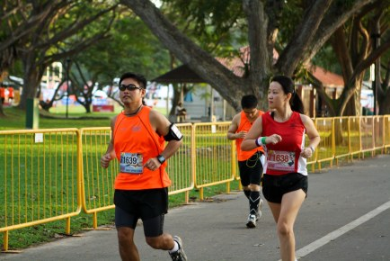 100Plus PAssion Run 2012