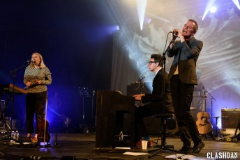Belle & Sebastian @ NC Museum of Art in Raleigh NC on July 31st 2017