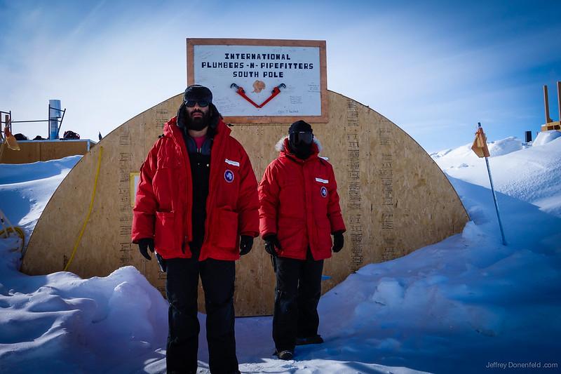 South Pole International Plumbers-n-Pipefitters