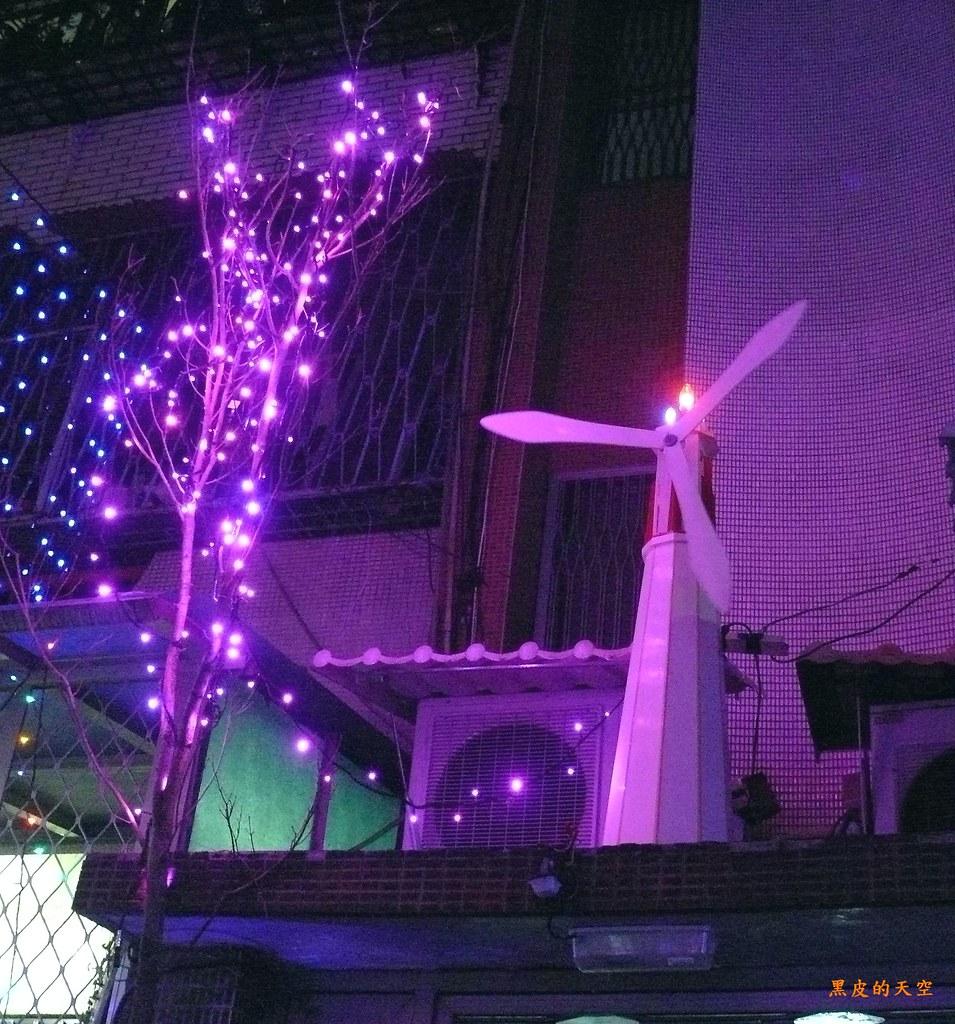 2012 1223石牌吉慶社區聖誕巷013 | 黑皮的天空 陳 | Flickr