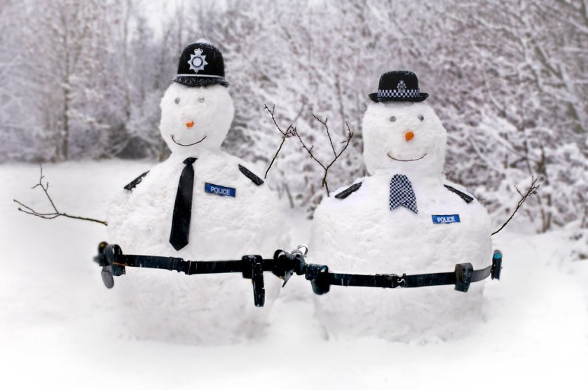 Image result for police merry christmas