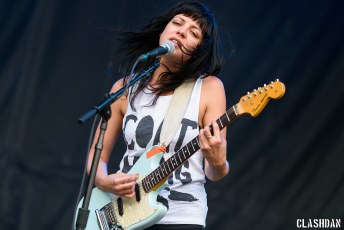 The Coathangers @ Music Midtown Festival in Atlanta GA on September 17th 2016