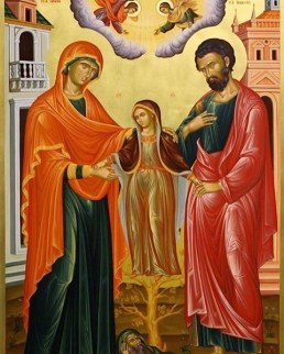 26 July + Saints Joachim and Anne, Parents of the Blessed … | Flickr