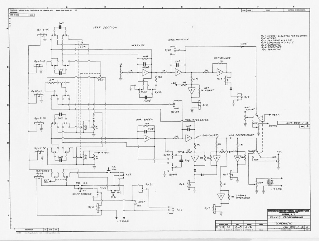 Video Game Schematic 1