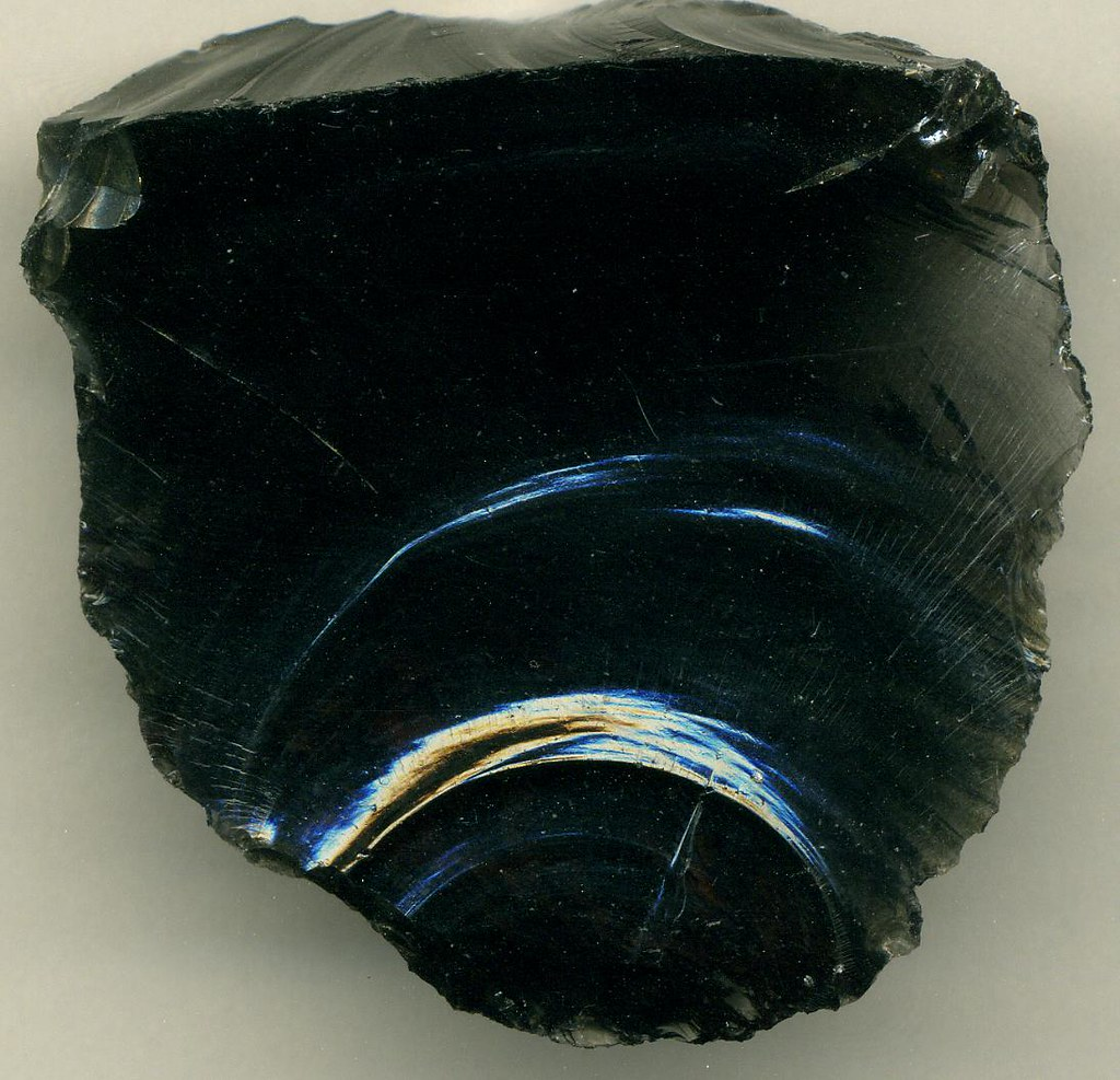 Obsidian 1 Obsidian Is An Easily Recognizable Igneous