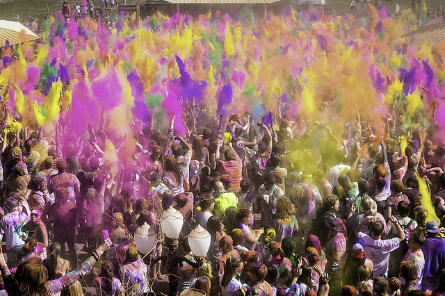 Holi / Festival of Colors 2013