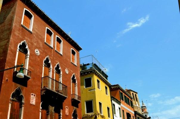 Colourful Venice