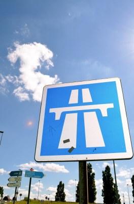 Motorway Ahead