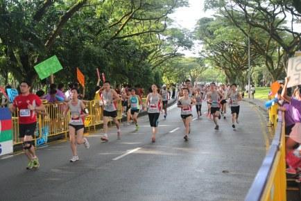 Jurong Lake Run 2012
