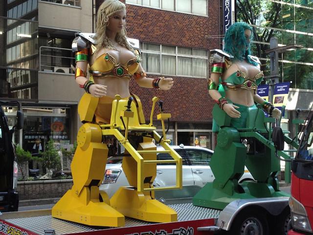 Tokyo Robot Restaurant