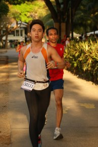Singtel Race Against Cancer 2012