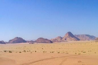 Het landschap van de Negev woestijn vond ik prachtig.
