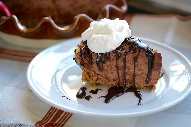 Swiss Chocolate Pie - 37