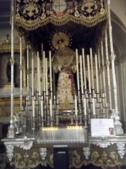 Maria Santisima del Dulce Nombre en su Soledad