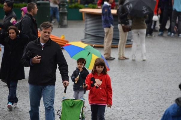 Family umbrella