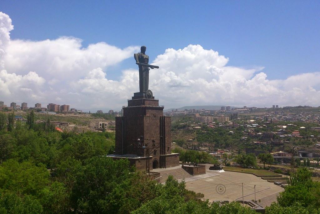 Mother Armenia Monument