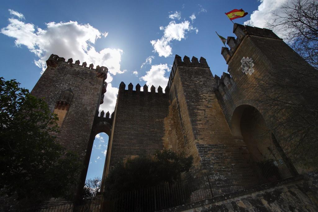 Castillo de Almodovar del Río, Córdoba