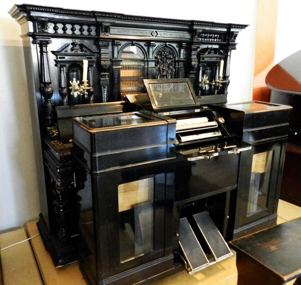 Munich museo aleman instrumentos musicales Alemania 02